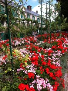 Monet Yard